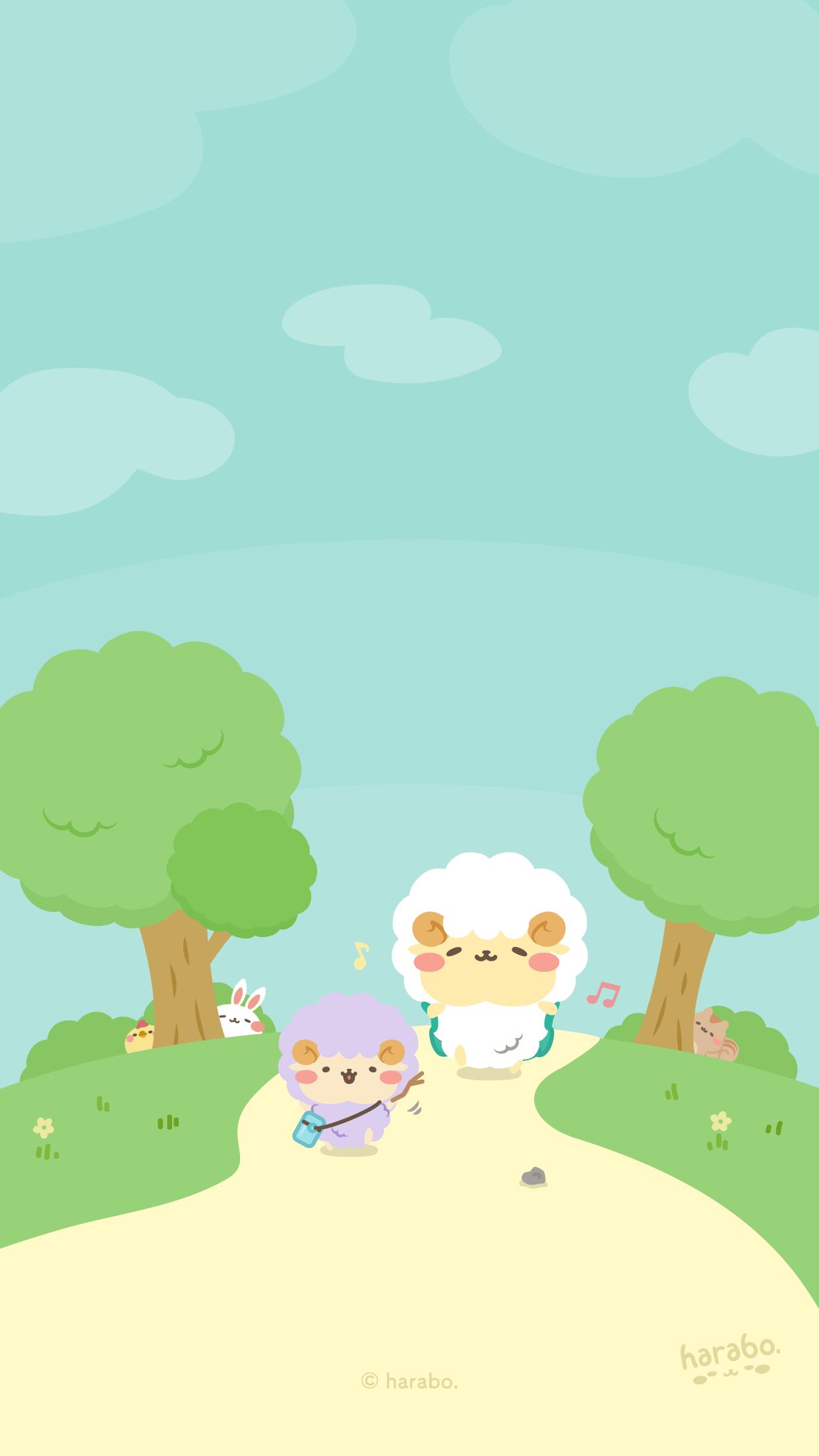 ピクニックへお出かけ