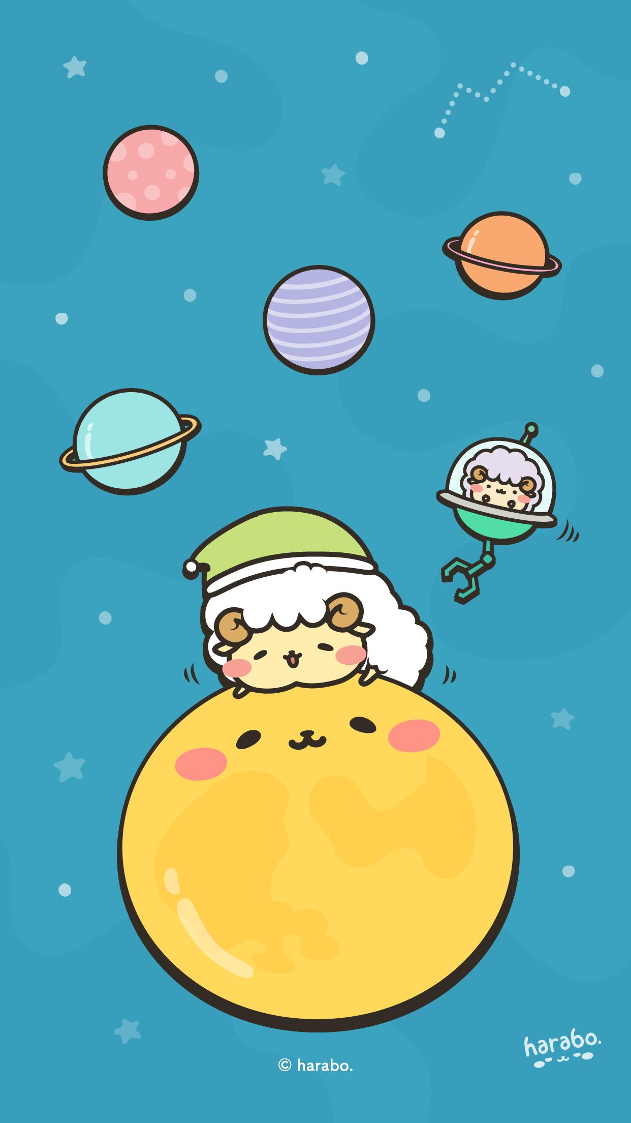 お月さまの上でおやすみzZZ vol.01