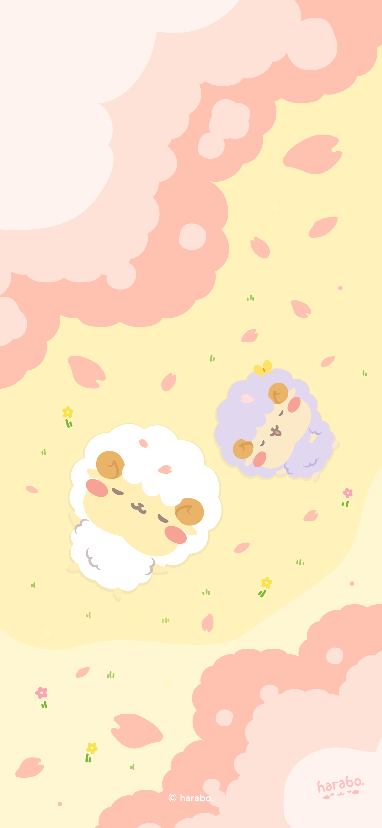 桜の木の下でお昼寝 vol.02