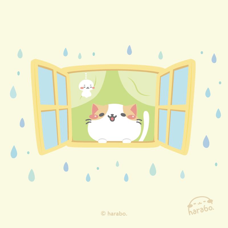 雨の日も好き