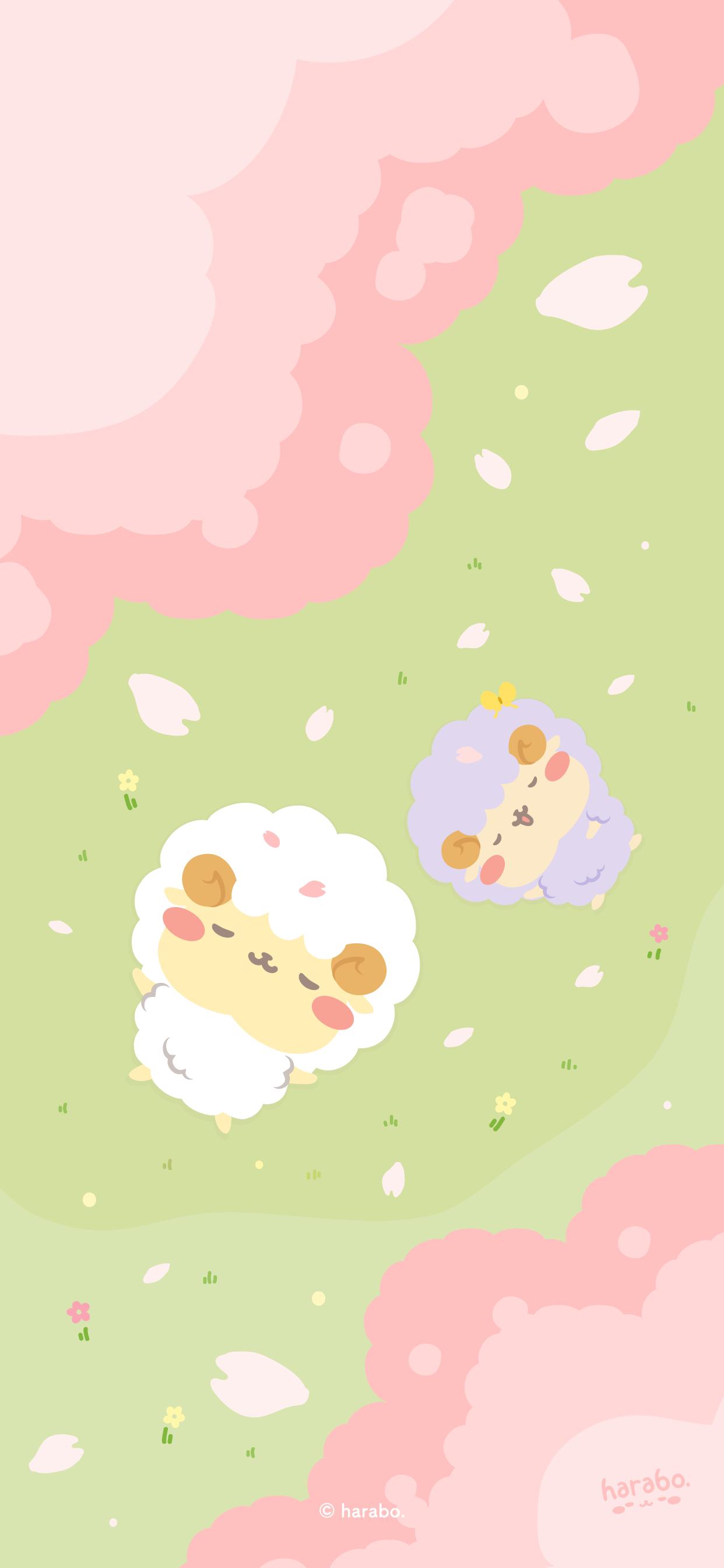 桜の木の下でお昼寝 vol.01