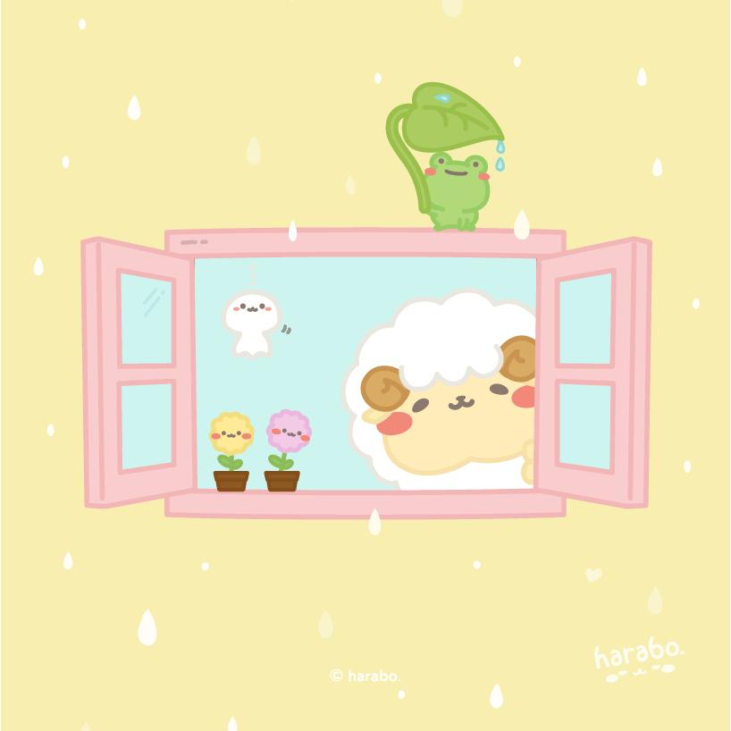 雨の日の窓から vol.02